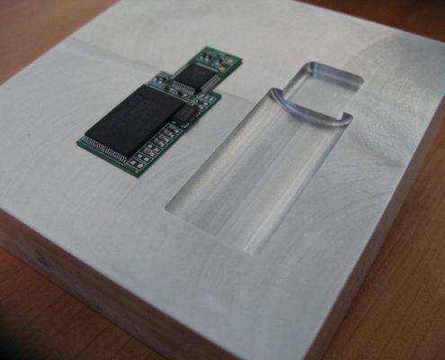 USB-stick spuitgieten