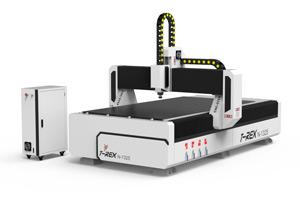 CNC-STEP T-Rex portaalfreesmachines