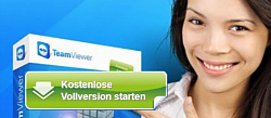 Kosteloze support via TeamViewer