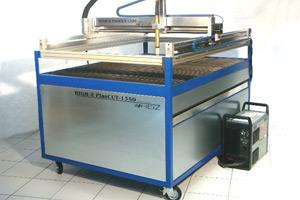 PlasCUT CNC-plasmasnijmachine
