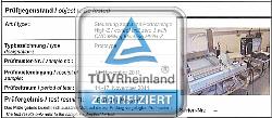TUV-gecertificeerde CNC machines
