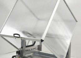 Veiligheidsbehuizing Polycarbonaat en aluminium