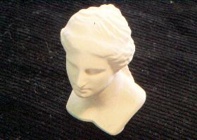 DeskProto buste Venus eindresultaat