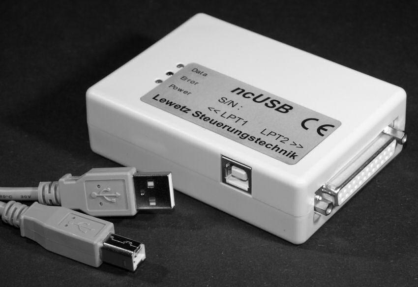 WinPC-NC USB CNC-software