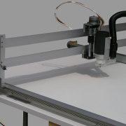 zelfbouw CNC frees