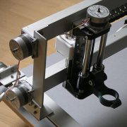 Zelfbouw CNC freesmachine